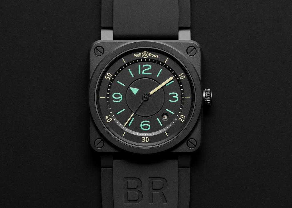 BR 03 92 Bi Compass 2 e1548357956642 1024x732 - Relojes que debes mantener en la mira en esta edición de Baselworld 2019