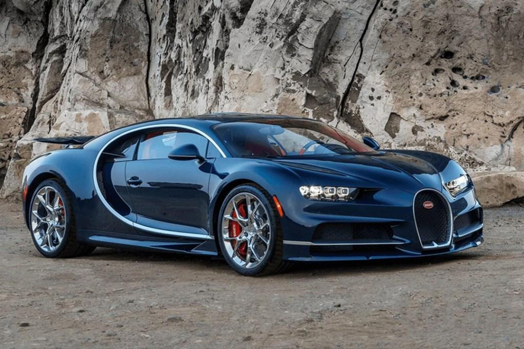 Bugatti Chiron Divo, el nuevo superauto de 5 millones de euros con sólo 40 modelos