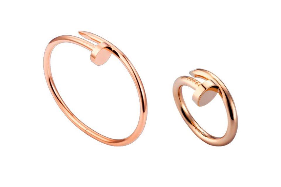nueva productos e1c72 fdb58 Brazaletes y anillos para un gentleman
