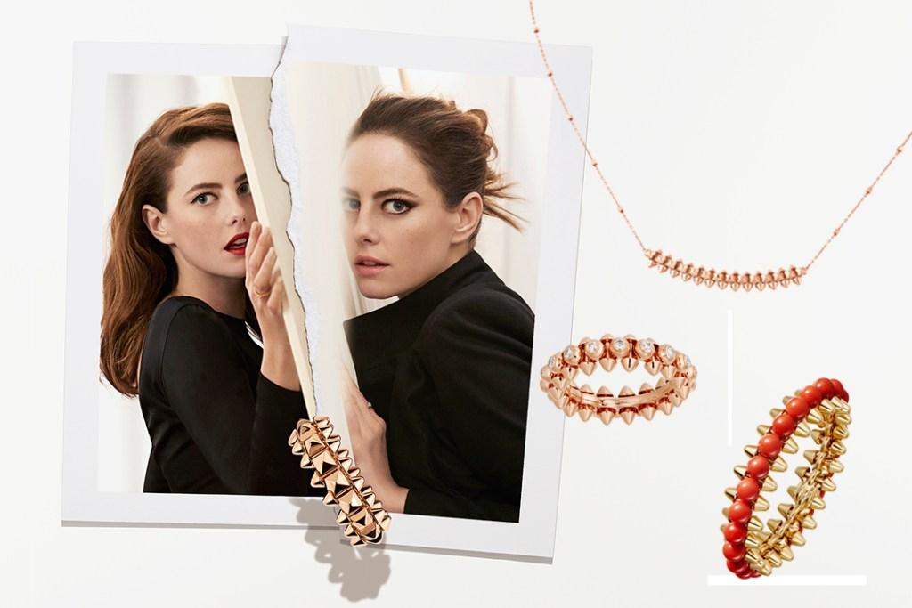 Las nuevas joyas de Cartier son mezcla del lujo, lo clásico y atrevido
