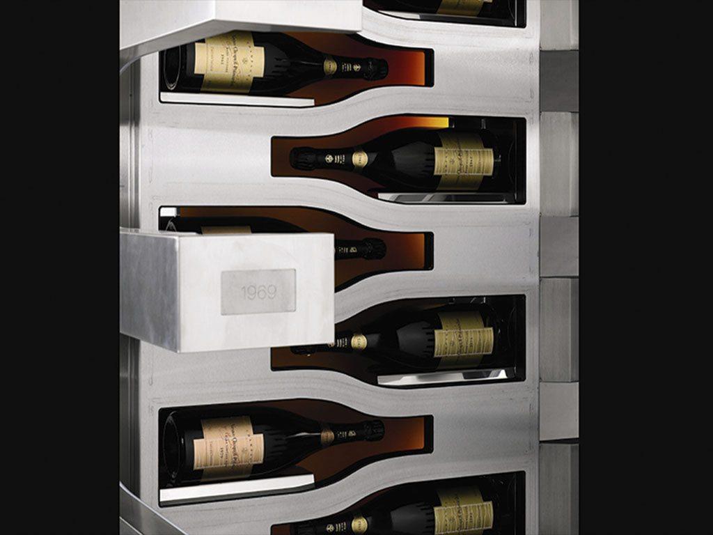 Sotheby's subastará cava de champaña Veuve Clicquot y Porsche Design