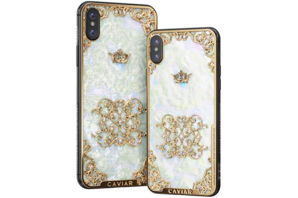 Si el nuevo iPhone no es suficiente, ya puedes conseguir uno con diamantes… por más de 100 mil pesos