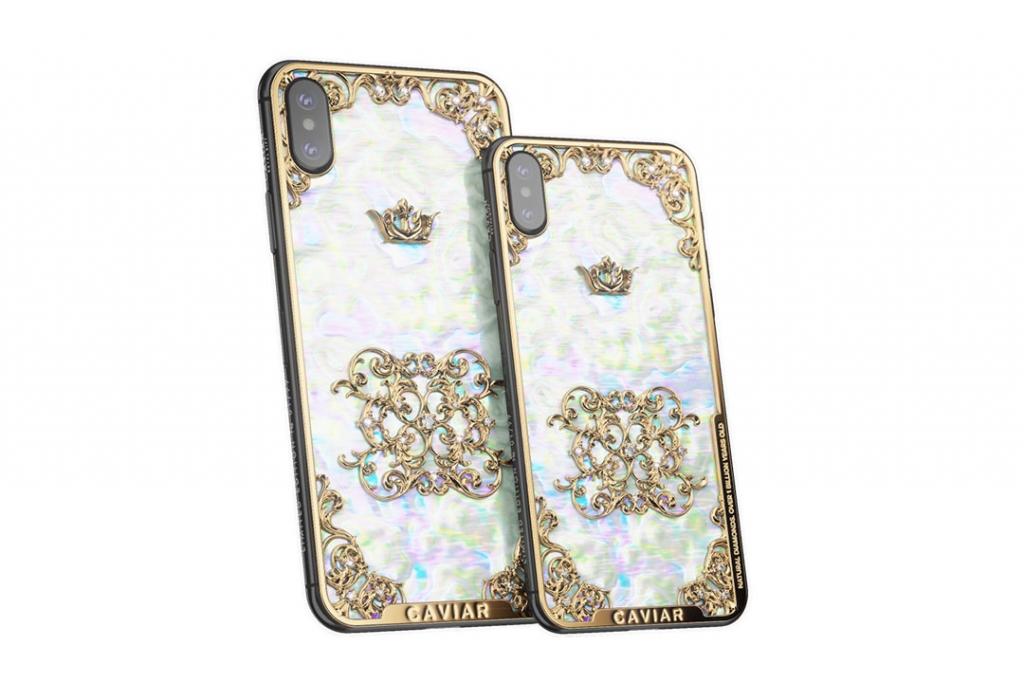 caviar1 1024x683 - Si el nuevo iPhone no es suficiente, ya puedes conseguir uno con diamantes... por más de 100 mil pesos