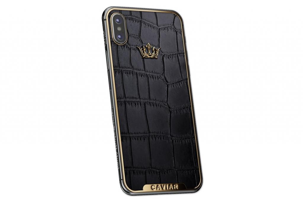 caviar2 1024x683 - Si el nuevo iPhone no es suficiente, ya puedes conseguir uno con diamantes... por más de 100 mil pesos