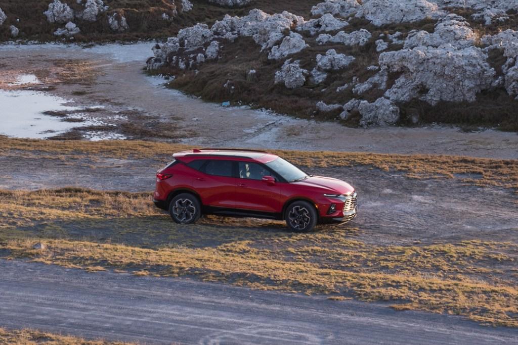 Razones por las que la nueva Chevrolet Blazer hace aún más divertido tu roadtrip