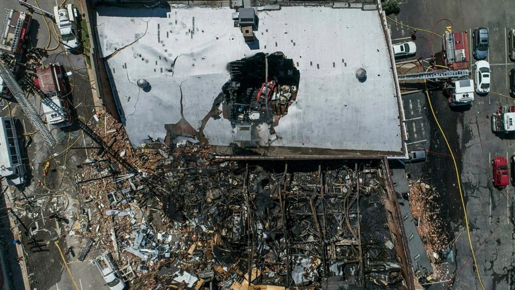 collection 1024x576 - Explosión de gas daña una de las colecciones de Porsche más grandes del mundo