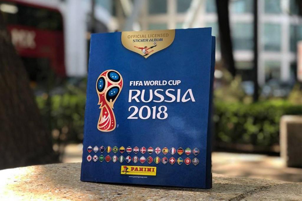 ¿Dónde intercambiar estampas de tu álbum del Mundial Rusia 2018? Aquí te contamos