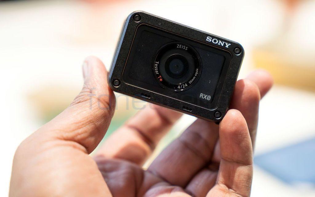 Rxo, la nueva cámara de Sony que necesitas