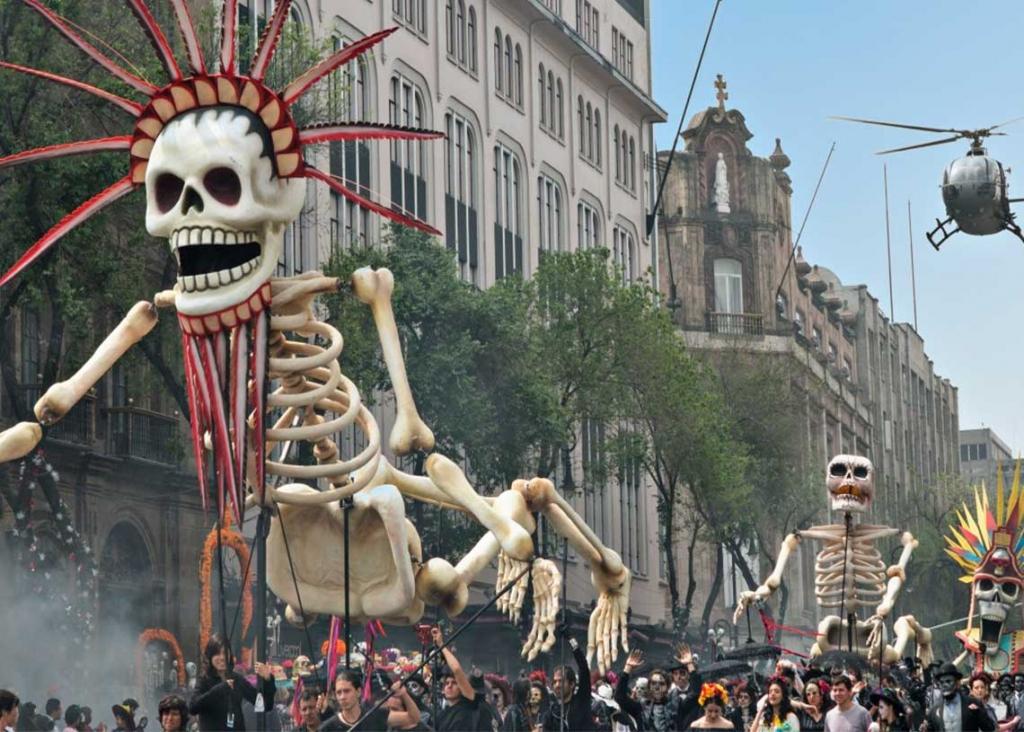 dia de muertos 1 1024x732 - Seis lugares para disfrutar este Día de Muertos con tus seres queridos