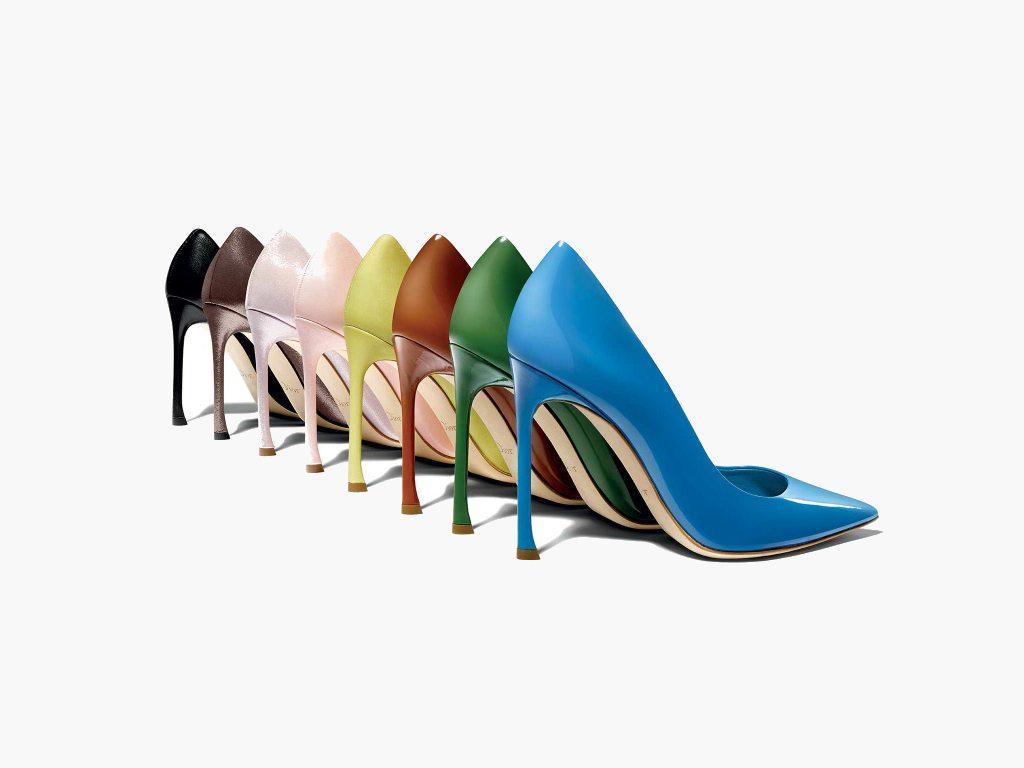 Dioressence Stiletto: artesanía a tus pies