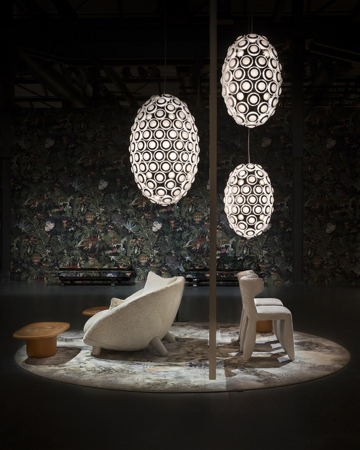 dodo pavone side view moooi 300dpi - 'Iconic Eyes' la lámpara inspirada en los clásicos faros de BMW