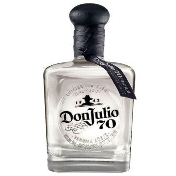 don julio 70 - 30 tequilas para la colección de un buen patriota