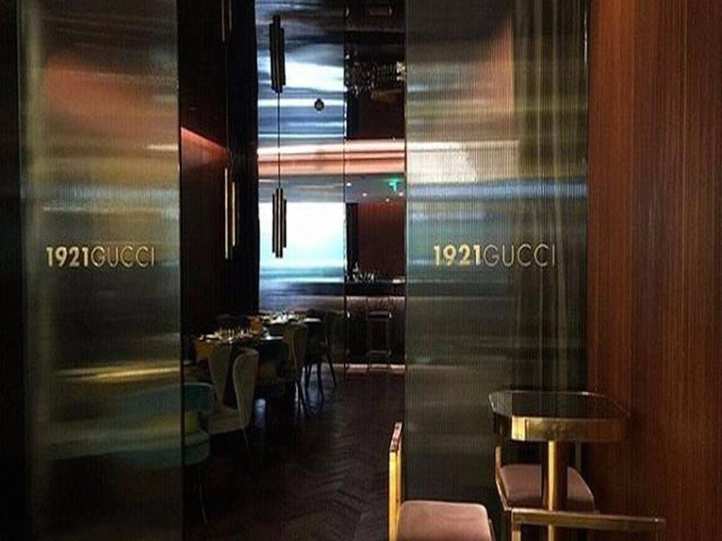 Llega restaurante 1921 Gucci a Shanghái