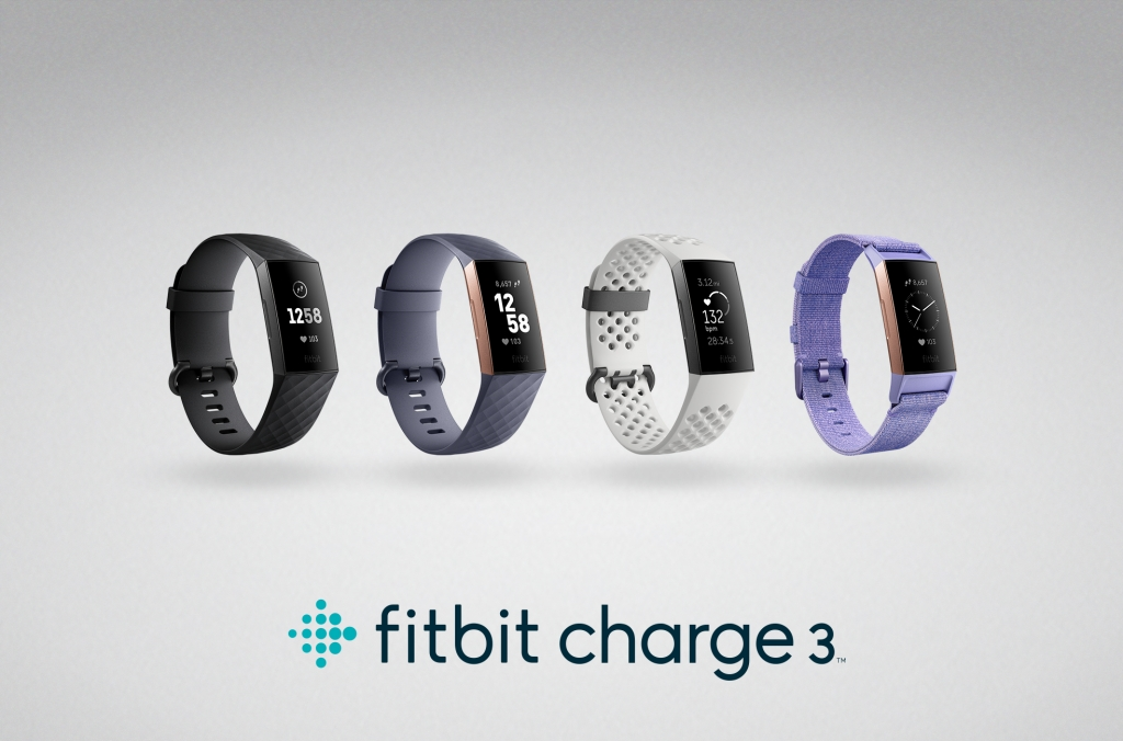 Fitbit Charge 3 Family Image 1024x676 - Con Fitbit Charge 3 no habrá excusa si quieres estar en forma
