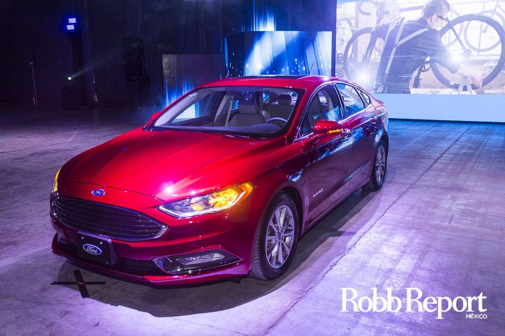 Estuvimos en el lanzamiento del Ford Fusion 2017