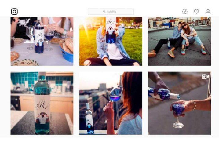 g3 1024x683 - Éste es el vino azul que ha fascinado a los millennials