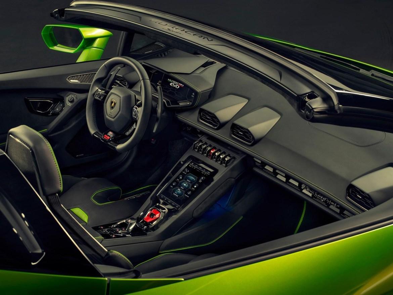 GAZ 407eb18131b94abf9516b249582afccf - El gran Huracán Evo Spyder 2020 de Lamborghini está aquí y totalmente renovado