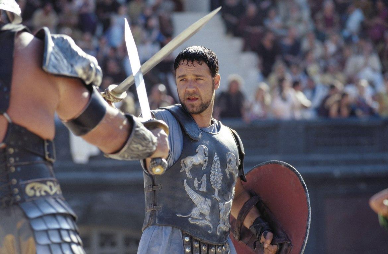 gladiador - Conoce cuáles son las peliculas más costosas que ganaron un Oscar
