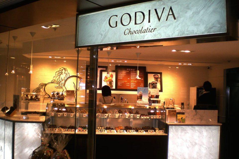 godiva 1024x683 - Endulza tus viajes con estas cinco boutiques de chocolate alrededor del mundo