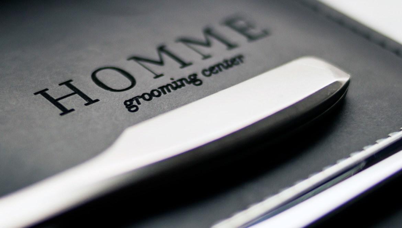 GROOMING 4 - El lugar para ellos se llama Homme Grooming Center y está en CDMX