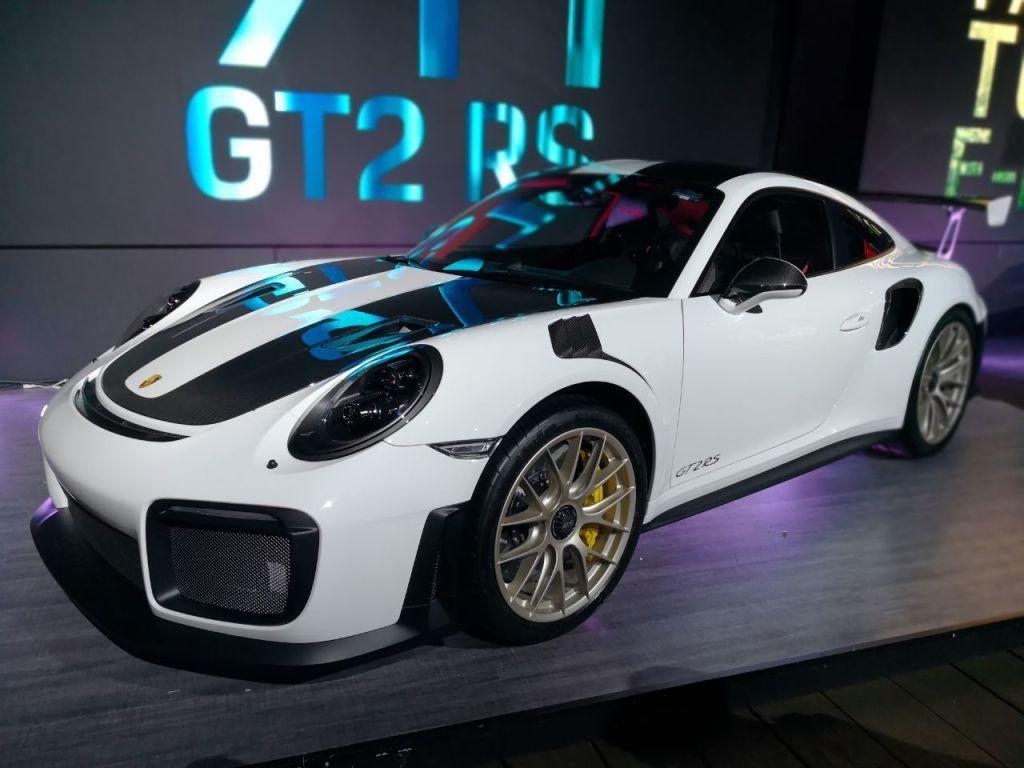 Porsche revoluciona CDMX con sus nuevos modelos