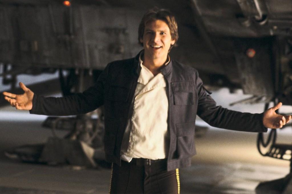 ¿Comprarías la chamarra de Han Solo por un millón de dólares?