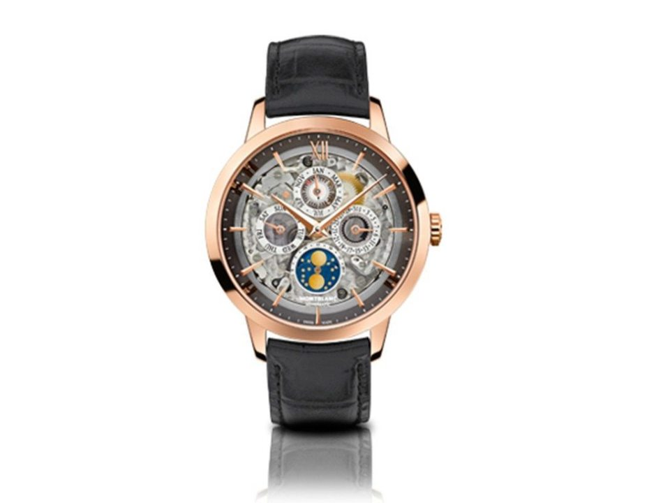 "Heritage Spirit 1024x768 - Montblanc presenta nuevos relojes en la feria ""Watches and Wonders 2015"""