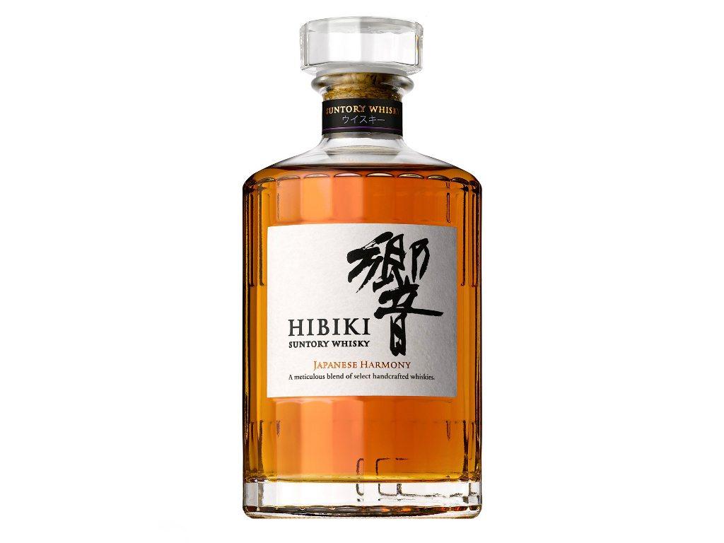 Un nuevo y complejo whisky de la marca japonesa Hibiki