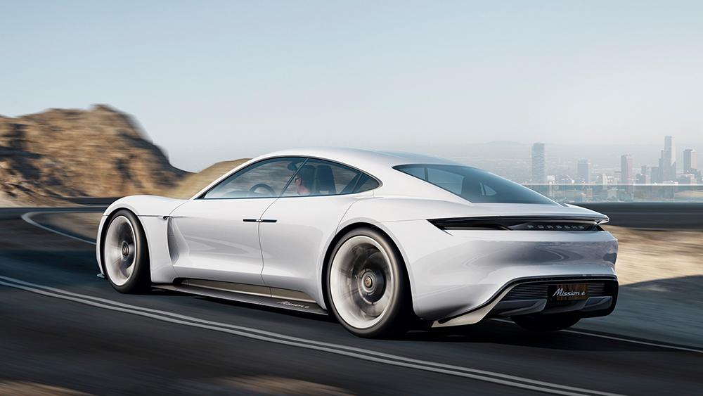 high mission e concept car 2015 porsche ag - Top: Cinco autos que no podemos esperar a conducir en 2019