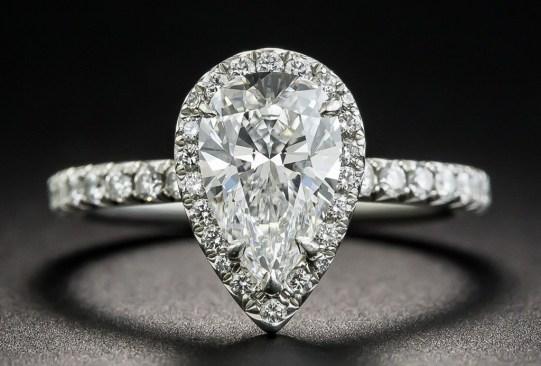 historia anillo compromiso 1950 - Así es cómo ha cambiado el anillo de compromiso a través de los años