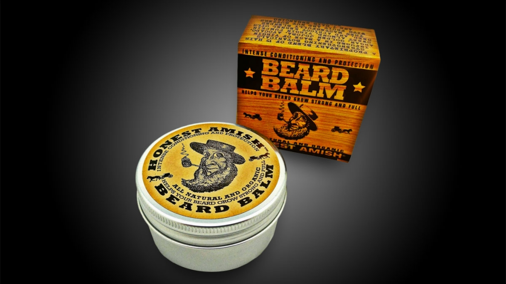 honest amish beard balm 30351 1024x576 - Porque es tu gran orgullo, cuida a tu barba con estos exclusivos productos