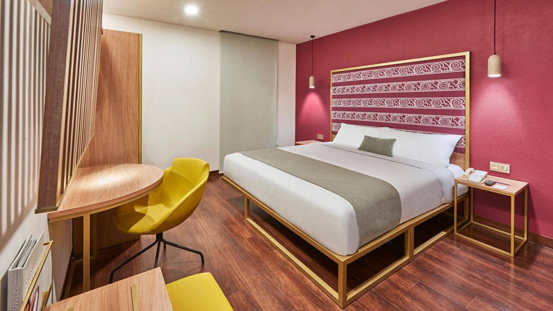 hotel oaxaca city centro habitacion sencilla 2 - El secreto mejor guardado de Oaxaca para descubrir esta Semana Santa