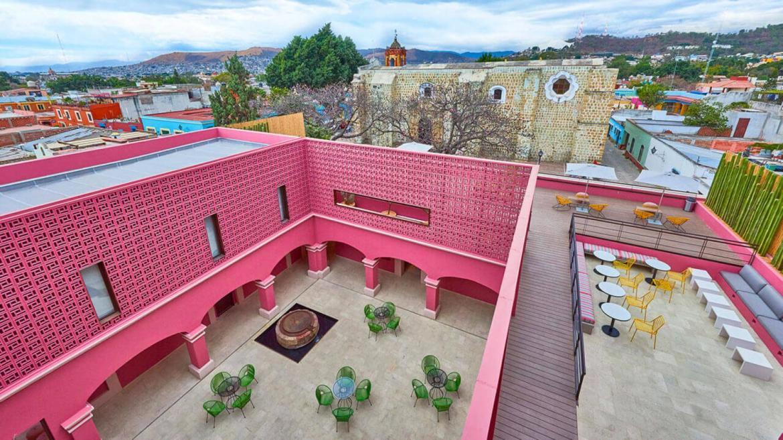 hotel oaxaca city centro terraza - El secreto mejor guardado de Oaxaca para descubrir esta Semana Santa