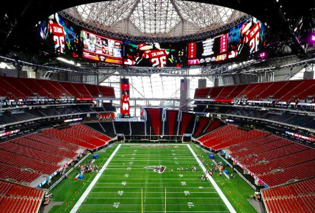 https   blogs images.forbes.com keithflamer files 2017 08 Mercedes Benz Stadium 1024x694 - Todo lo que debes saber sobre el Mercedes-Benz Stadium