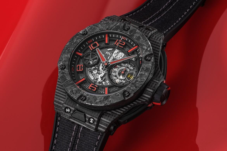 https   hypebeast.com image 2019 03 hublot big bang scuderia ferrari 90 anniversary watch 1 - Ferrari celebra 90 años con Hublot, tres relojes de colección que necesitas tener