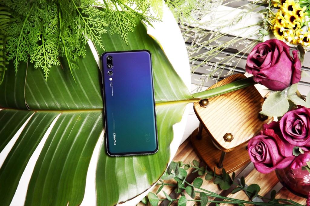 La versión Twilight de Huawei P20 Pro sí llegará a México