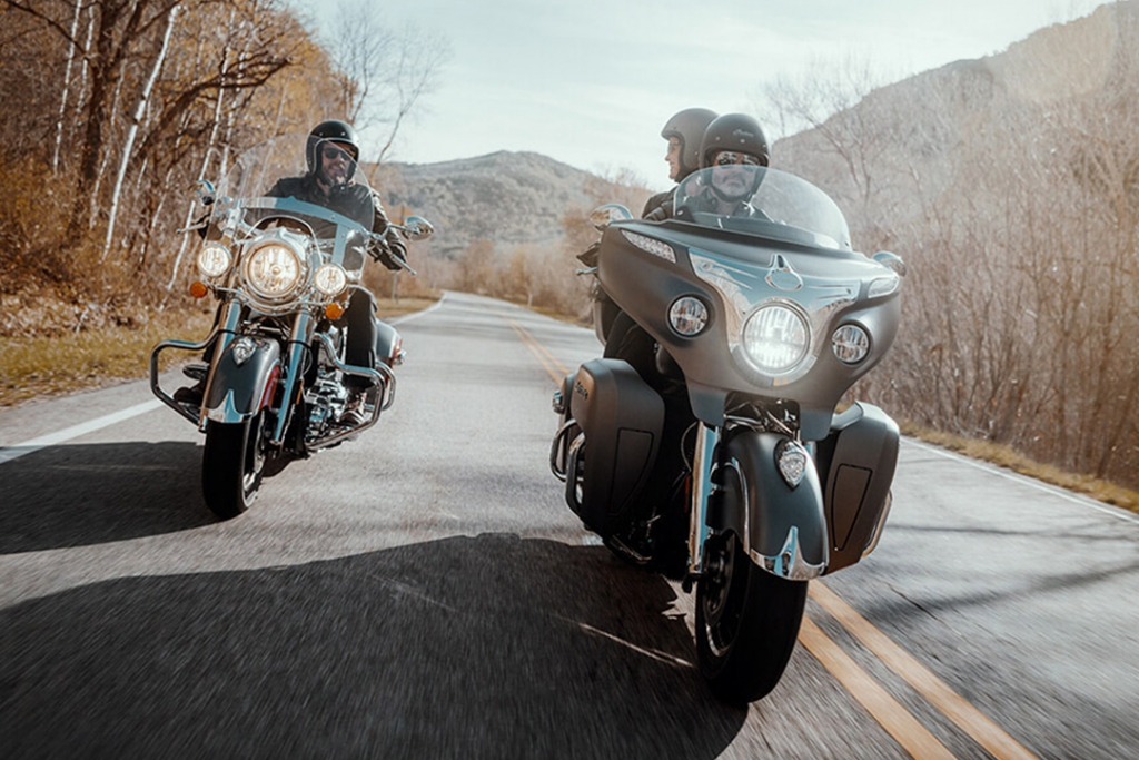 Indian Roadmaster 1024x683 - TOP 5: motocicletas para el roadtrip perfecto en esta época navideña