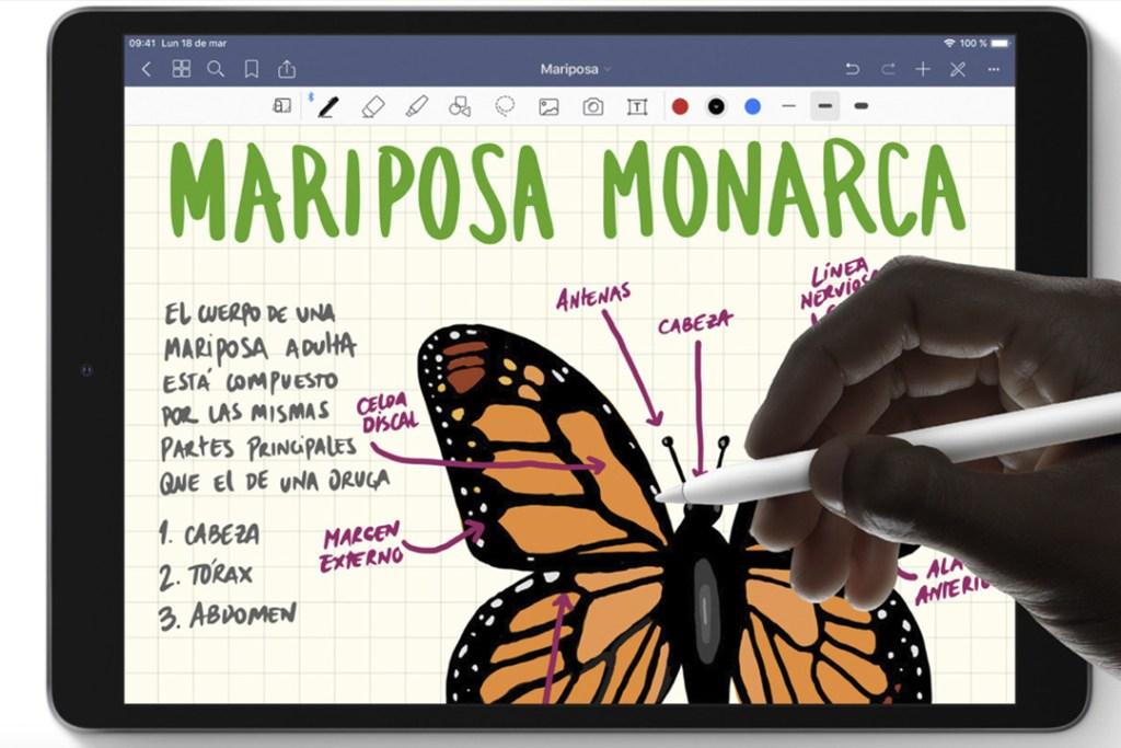 Apple tiene nuevo iPad Air y creemos que lo necesitas en tu vida