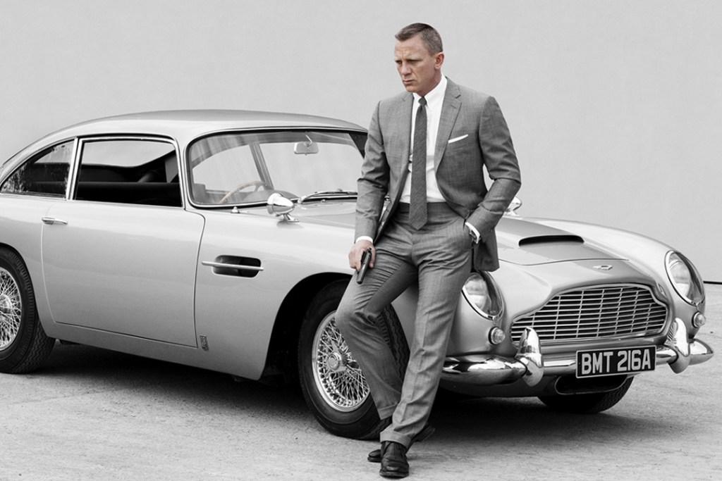 Pronto podrás conducir como James Bond en tu propio Aston Martin DB5