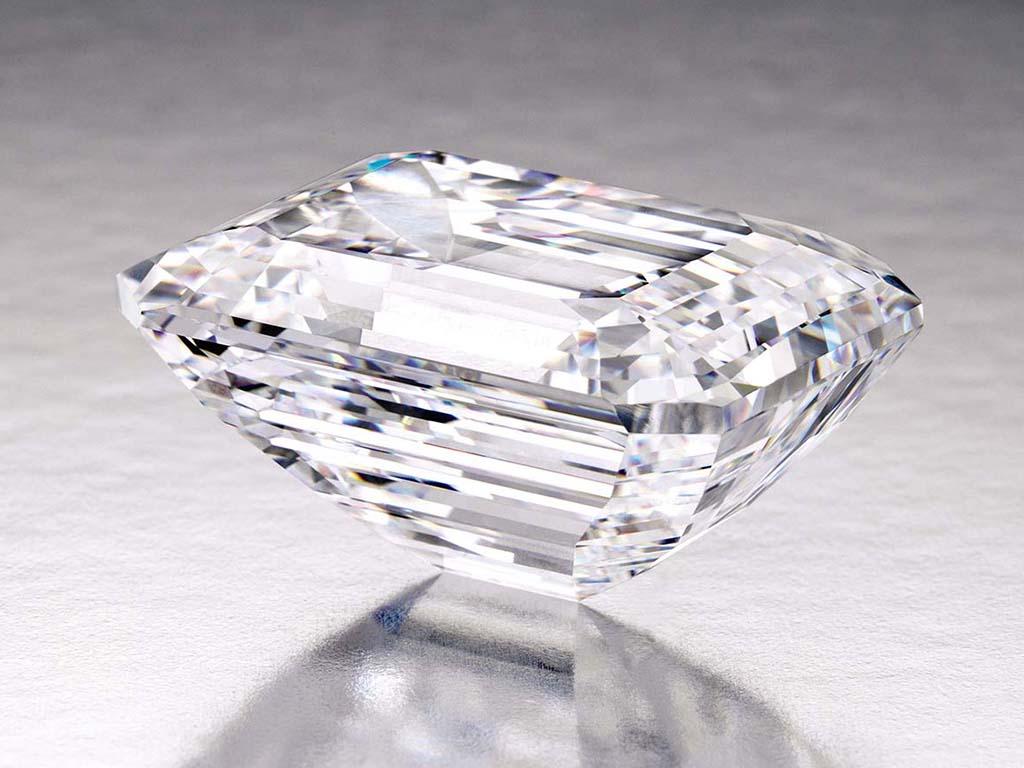 """Conoce el diamante más """"perfecto"""" que existe"""