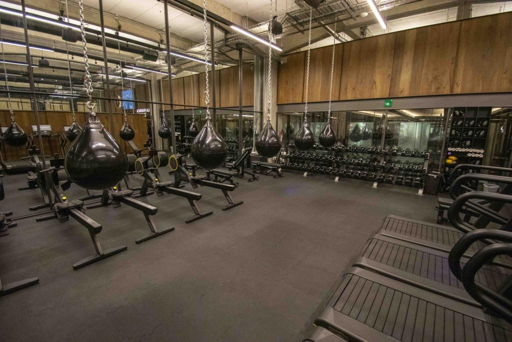 KIA9440 1024x683 - La Fábrica, un gimnasio como nunca antes visto en la Ciudad de México