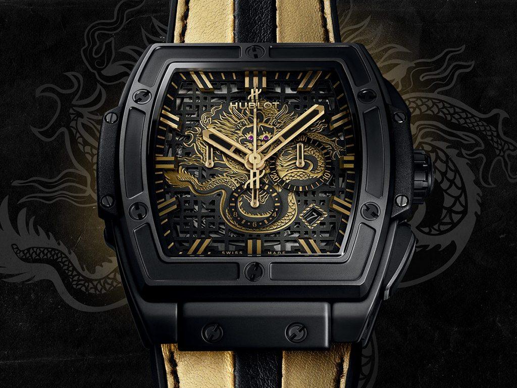 El increíble reloj inspirado en Bruce Lee