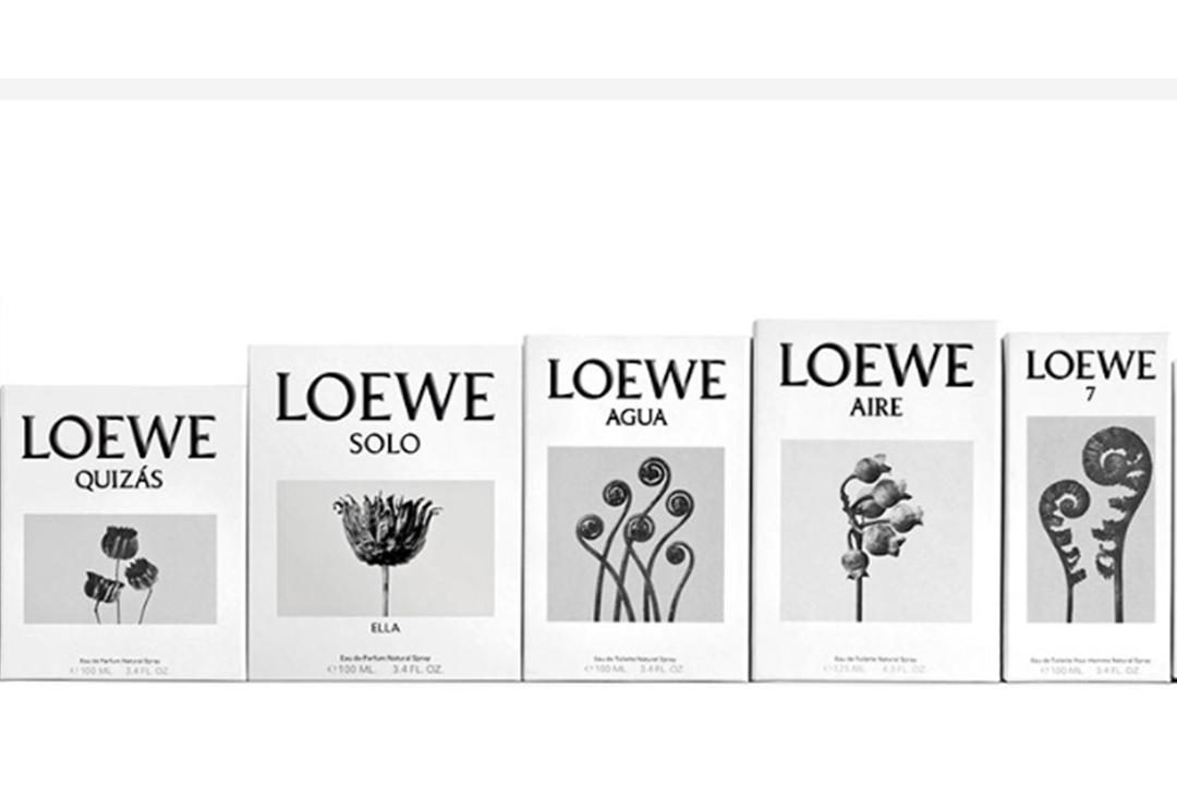 LOEWE COLLECTION - LOEWE homenajea a Emilio Valeros y presenta un nuevo cambio con Nuria Cruelles
