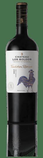 Los Boldos Tradition Merlot NEW 282x1024 - Viña Los Boldos, tradición en la localidad de Santa Amalia