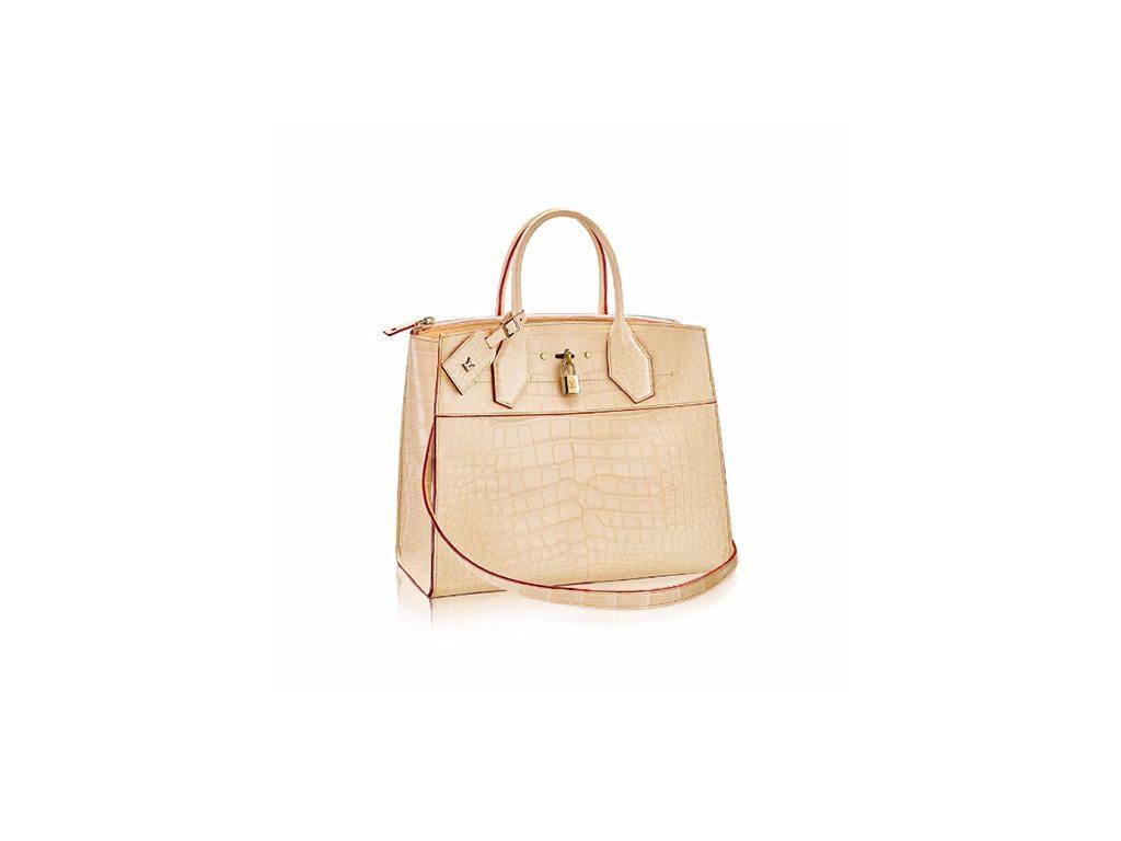 El bolso de piel más costoso de Louis Vuitton