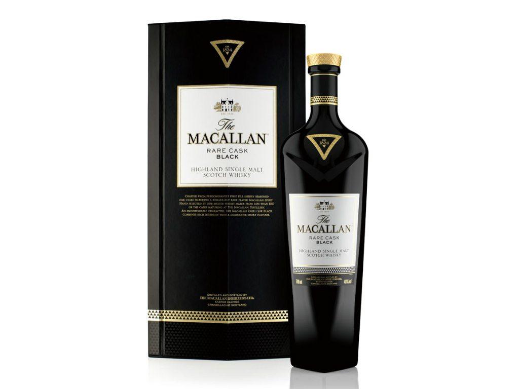Macallan Rare Cask Black: una edición muy misteriosa