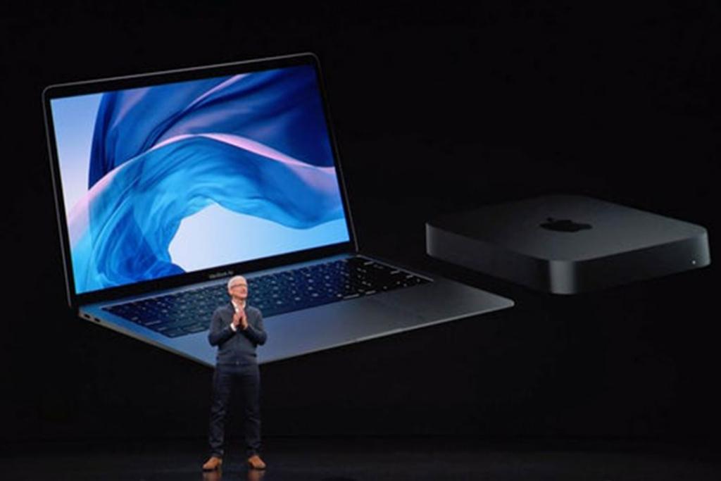 macbook 1024x683 - Nuevos iPad y MacBook Air, esto es lo que Apple presentó en Nueva York