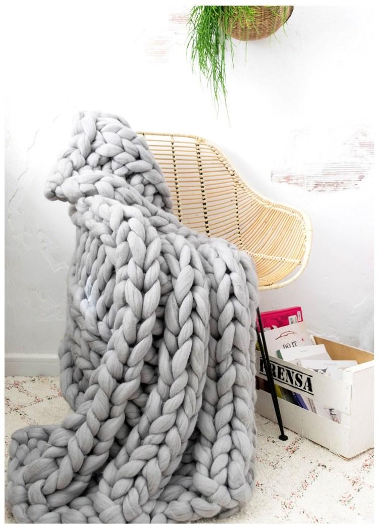 manta lana merino - Los 10 productos más relajantes y mexicanos que puedes encontrar en Amazon