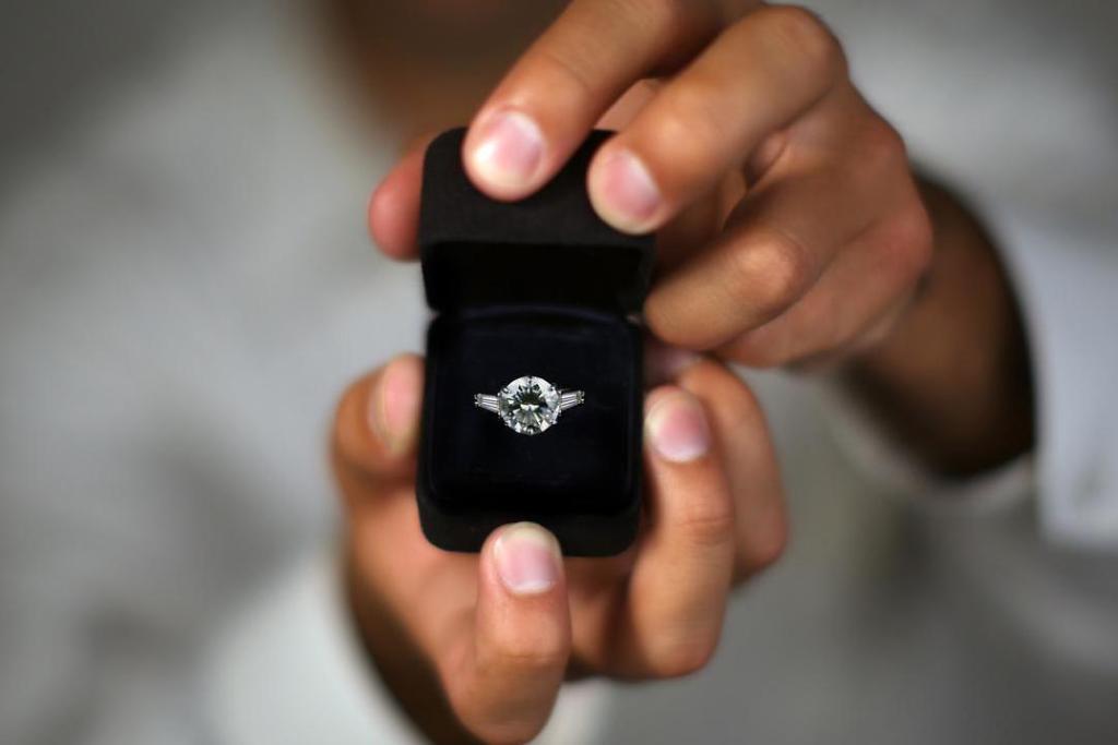 Con estos anillos harás surgir la pregunta: ¿te quieres casar conmigo?