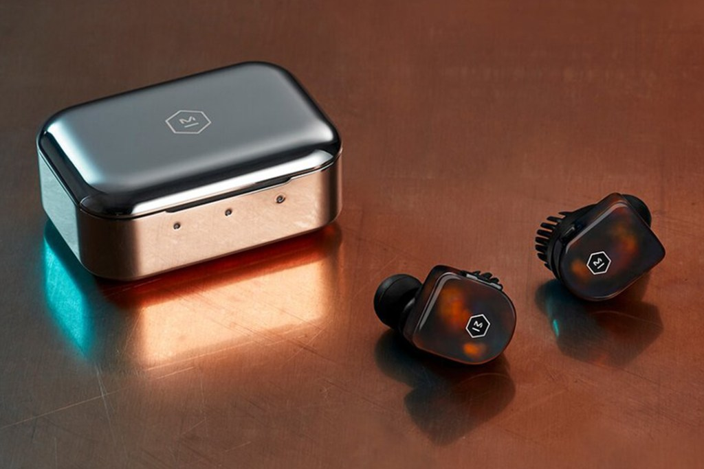 MW07, los earphones wireless de Master and Dynamics que vas a amar